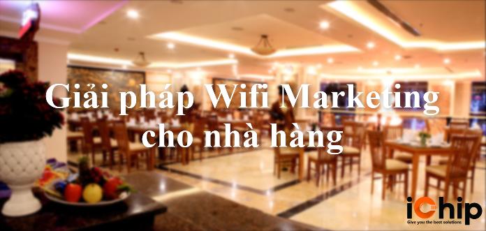 Nhu cầu sử dụng wifi trong nhà hàng